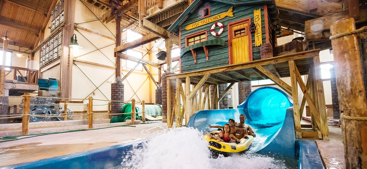 Pewaukee Hotel and Water Park | The Ingleside Hotel