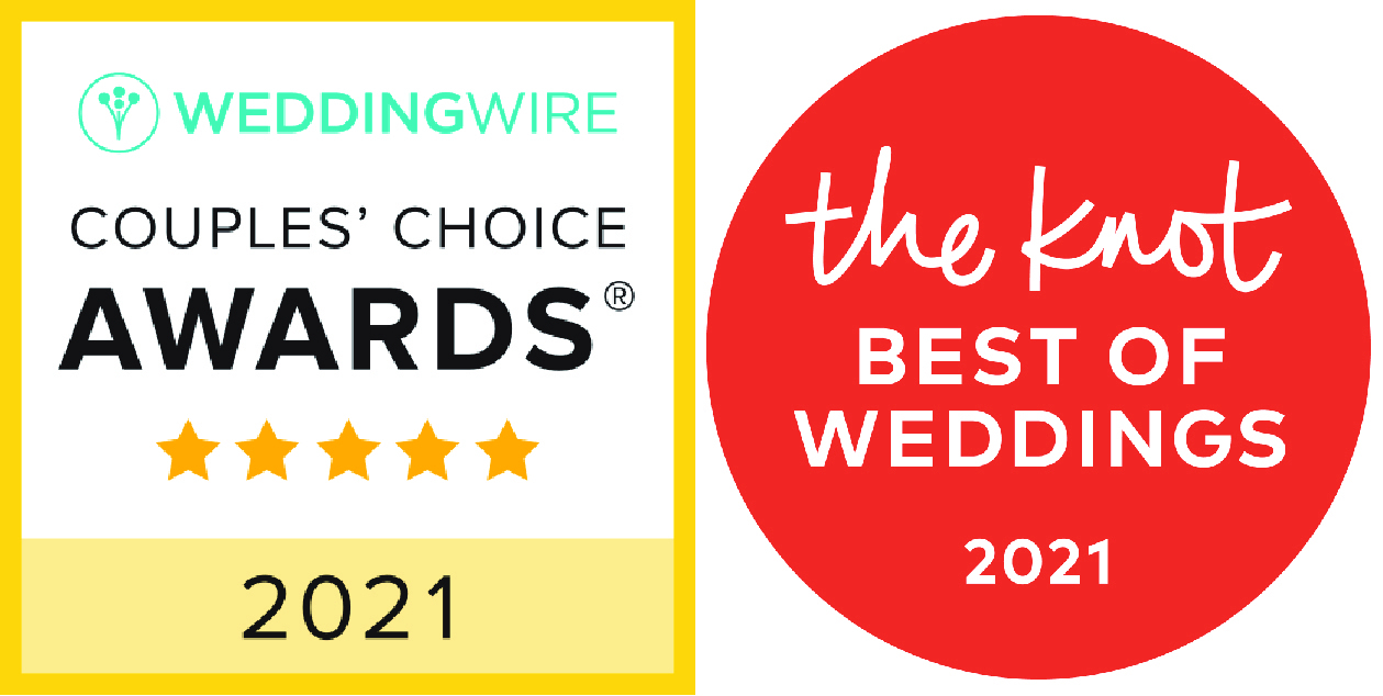2021 The Knot and Wedding Wire Awards