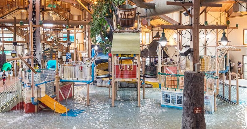 Springs Water Park - Waukesha   The Ingleside Hotel